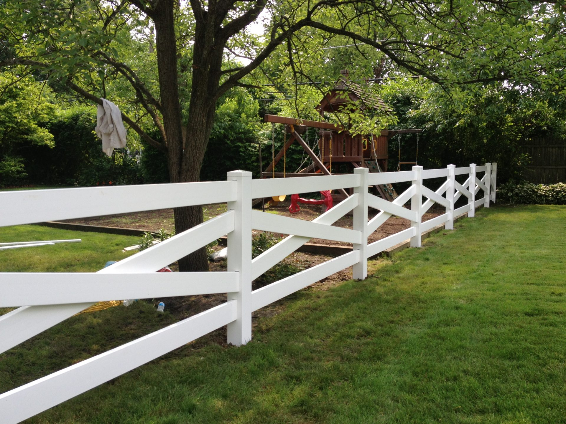 Cross Fence